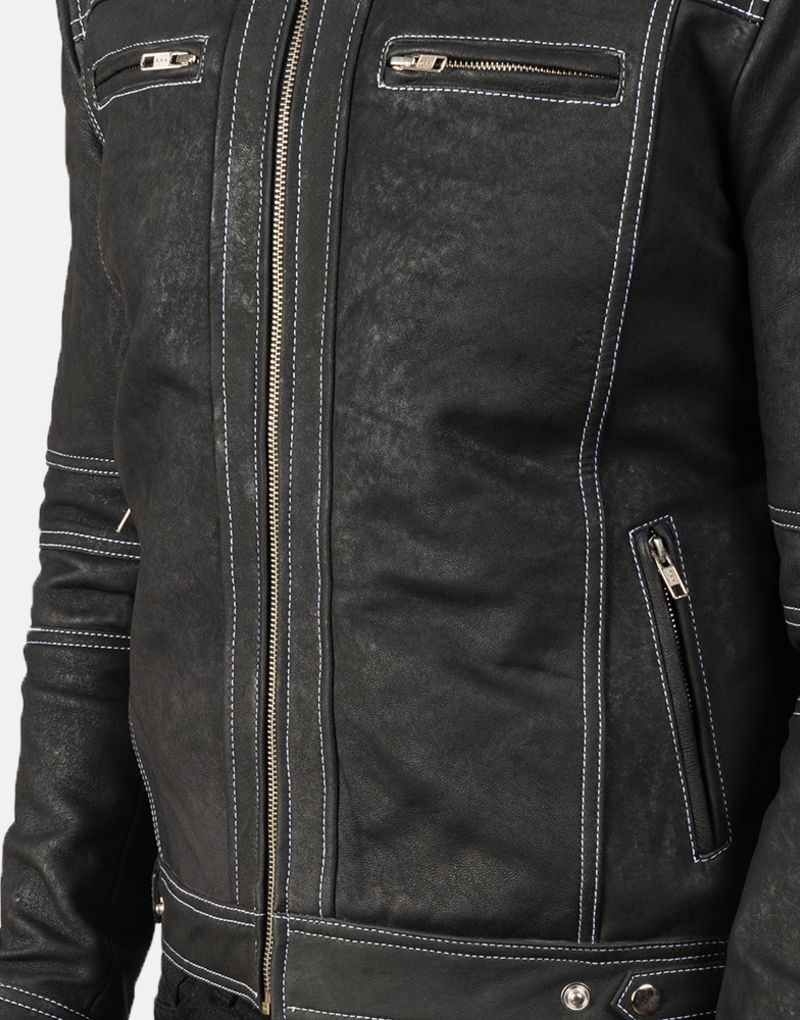 Youngster-Distressed-Black-Leather-Jacket-6