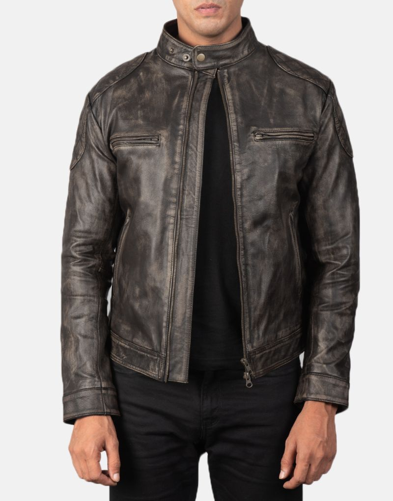 Gatsby-Distressed-Brown-Leather-Jacket