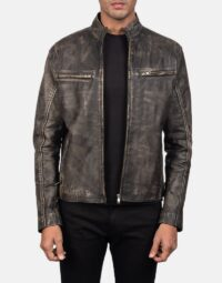 Ionic-Distressed-Brown-Leather-Jacket-for-men-1