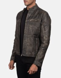 Ionic-Distressed-Brown-Leather-Jacket-for-men-3