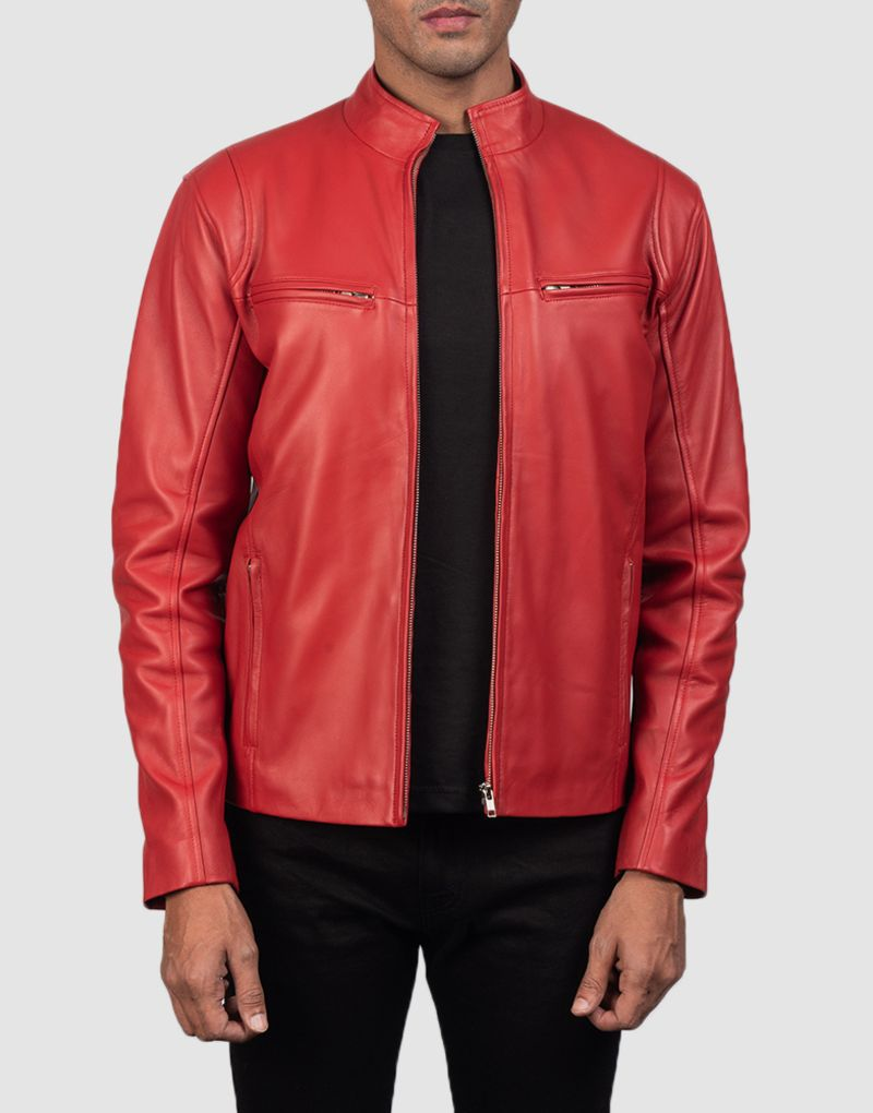 Ionic-Red-Leather-Biker-Jacket-for-men