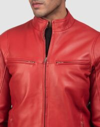 Ionic-Red-Leather-Biker-Jacket-for-men-6