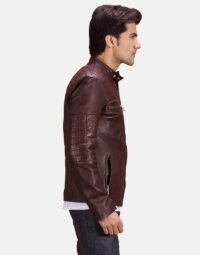 Maroon-Quilt-Café-Racer-Zoom-Extra-5