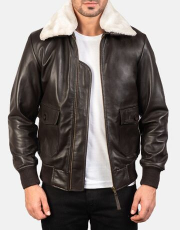 Mens-Airin-G-1-Brown-Leather-Bomber-Jacket-1