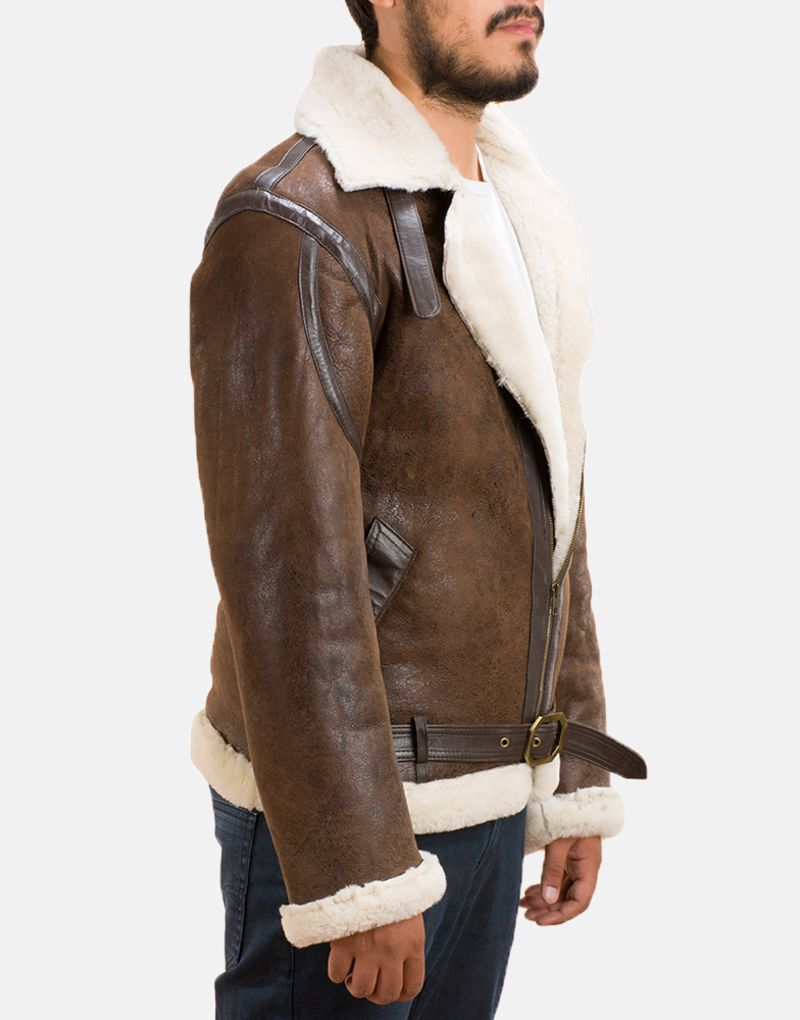 Mens-Forest-Double-Face-Shearling-Jacket